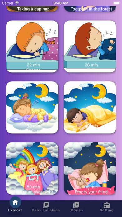 Baby Lullabies Bedtime Musics screenshot 6