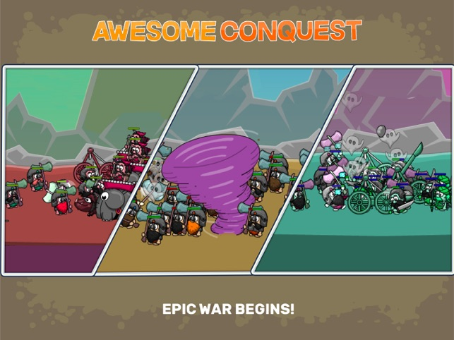 Awesome Conquest: Mass Battler