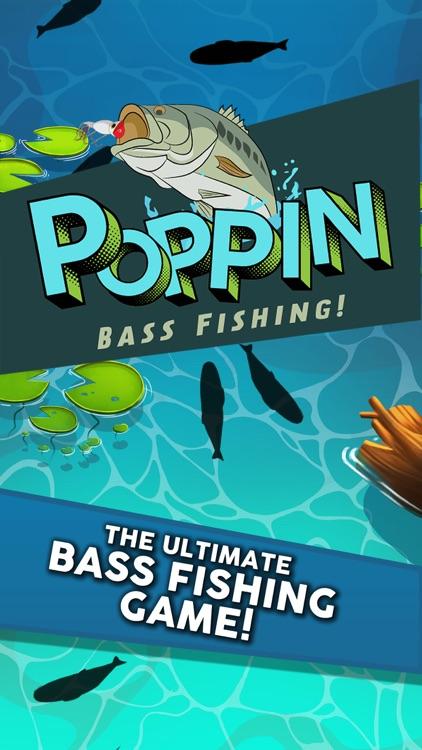 Poppin Bass Fishing Game screenshot-7