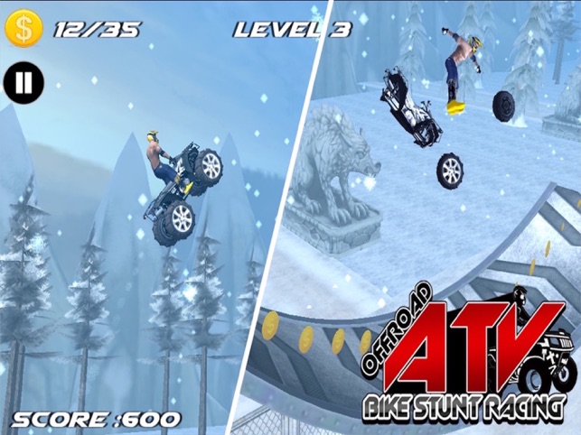 Bike Atv Race: OffRoad Stunt 2, game for IOS