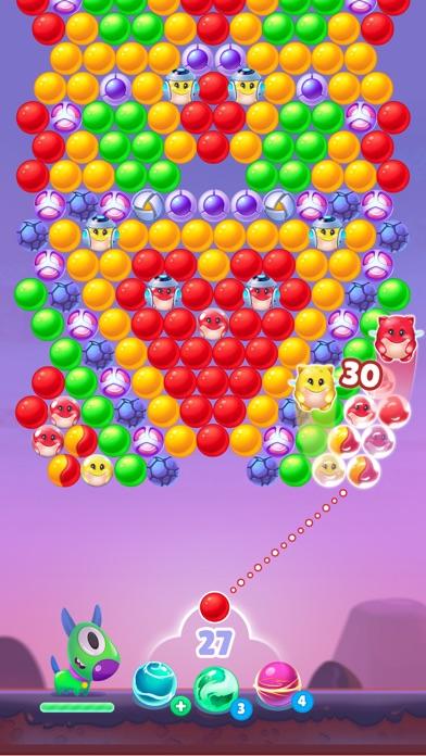Bubble Shooter Story™ screenshot 2