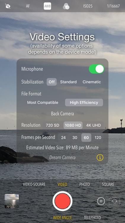 Dream Camera screenshot-7