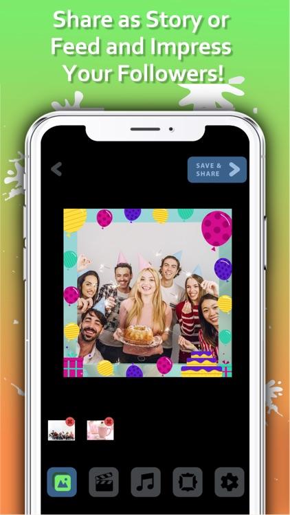 Vidco - Photo Slideshow Maker screenshot-4