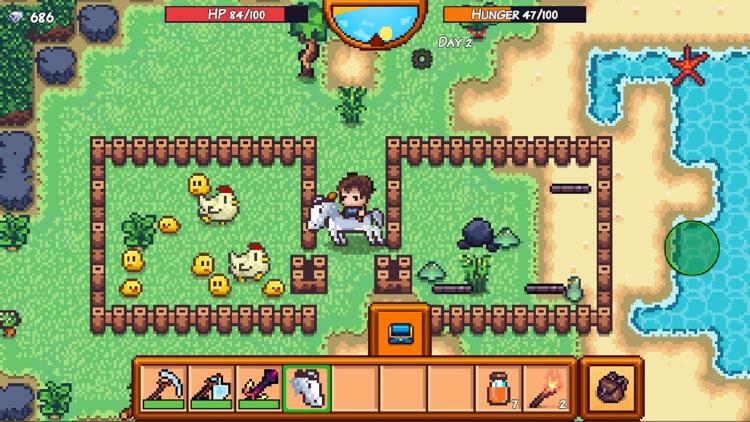 像素生存游戏 3 - Pixel Survival 3 screenshot-3