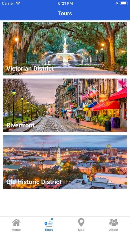 Historic Savannah Tour screenshot-3