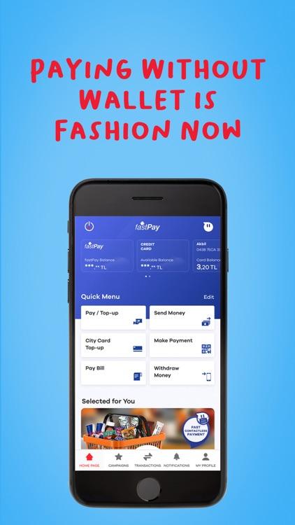 fastPay screenshot-0