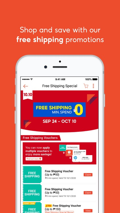 Shopeeph 10 10 Brands Festival By Shopee Philippines Inc