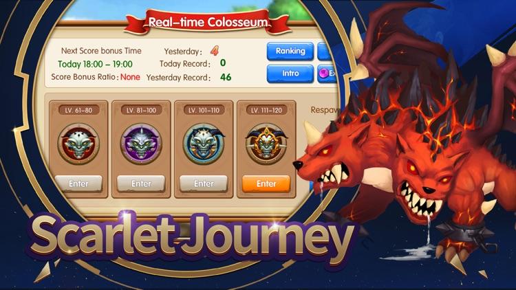 Hero Glory: Legends World screenshot-3