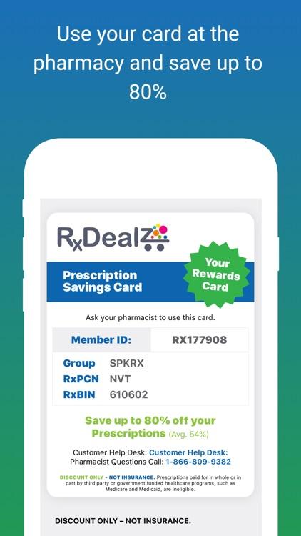 RxDealz screenshot-3