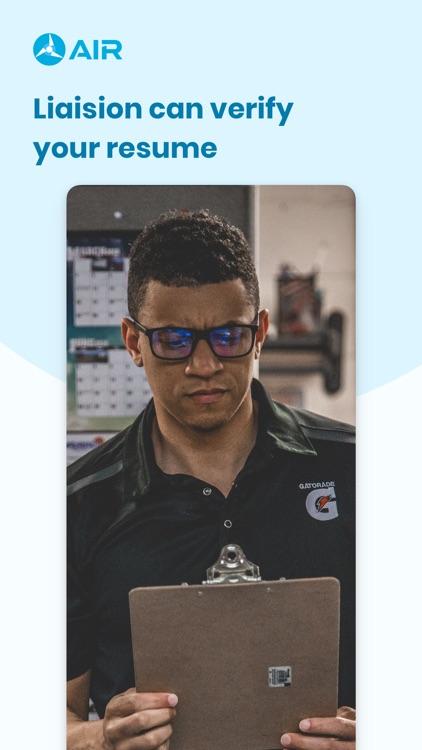 AIR - College Recruiting screenshot-5