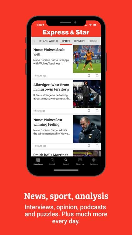 Express & Star News screenshot-5