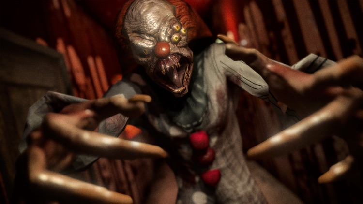 Death Park: Scary Horror Clown screenshot-0