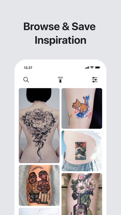 Tattoodo - Your Next Tattoo screenshot-4