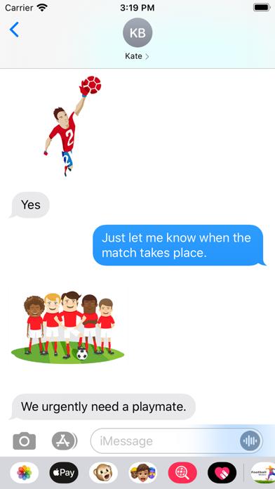 football stickers 2021紹介画像7