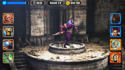 Скриншот №2 к Juggernaut Wars РПГ Фэнтези