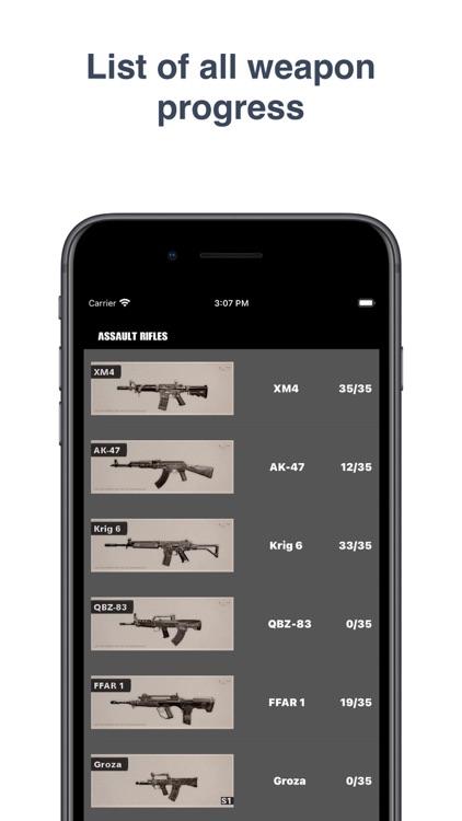 Camo Tracker screenshot-3