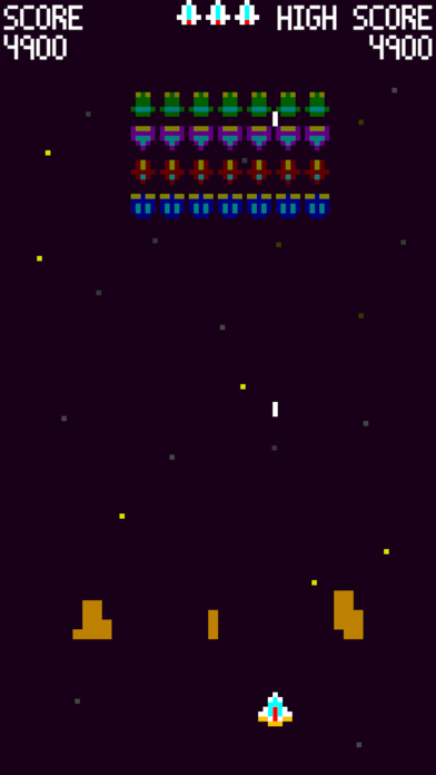 Invaders From Space Ad-Free screenshot 3