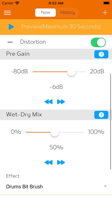 BoMix - Sound Effect for Audio screenshot 7