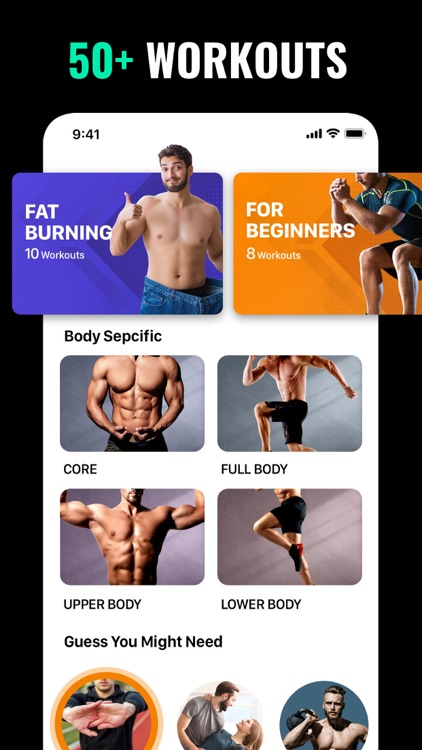 Lose Weight for Men at Home screenshot-6