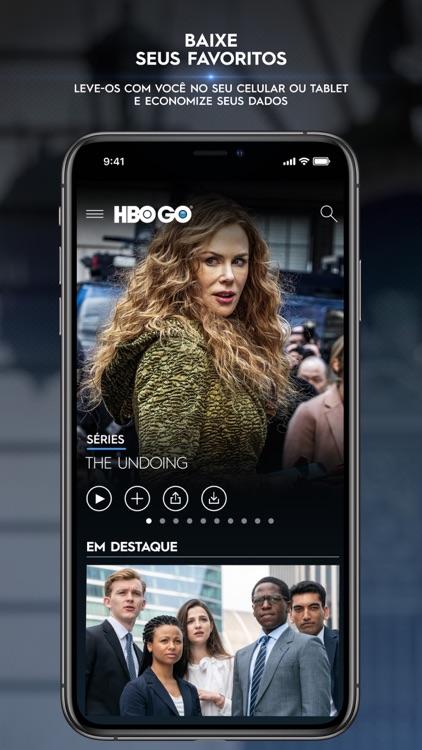 HBO GO ® - Filmes e séries screenshot-3