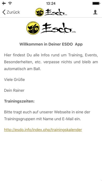 ESDOScreenshot von 2