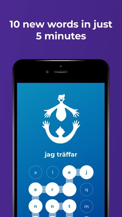 Learn Swedish language -Drops screenshot-3