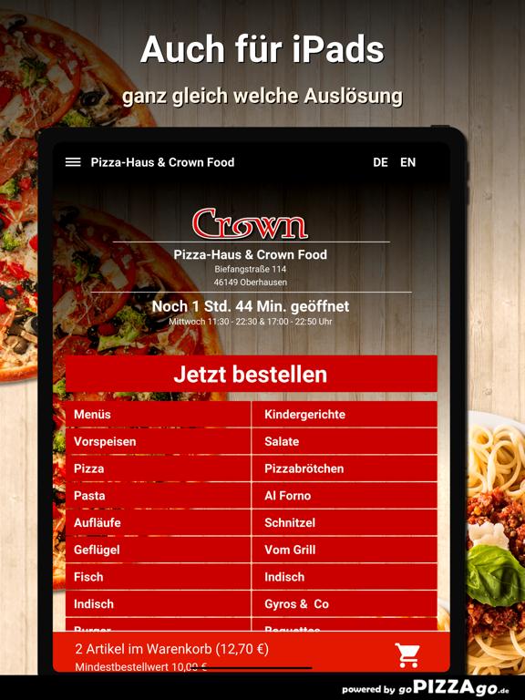 Pizza-Haus Oberhausen screenshot 7