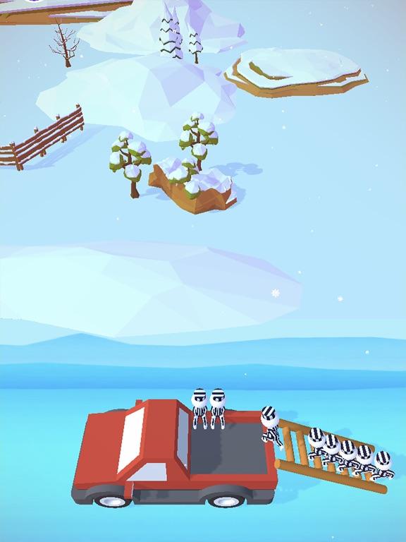 Prison Wreck: Destroy & Escape screenshot 12