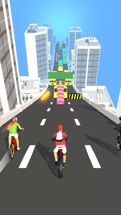 Bike Sprint 3D screenshot 1