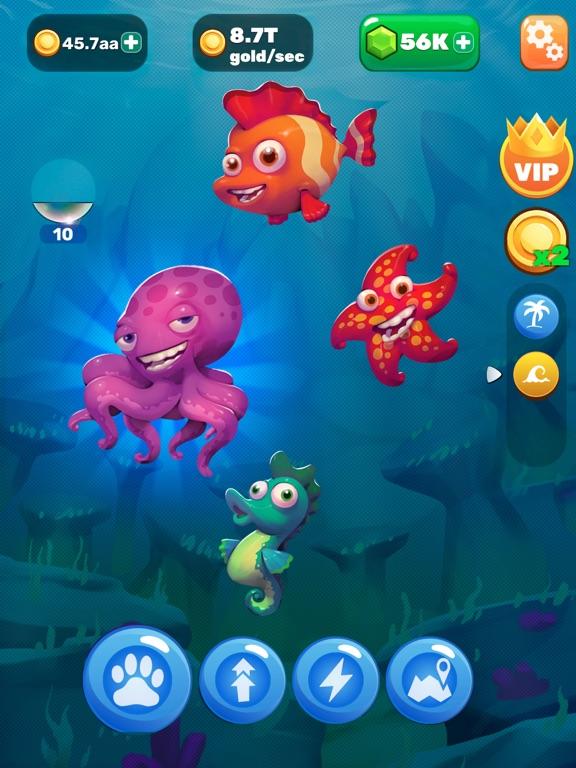 Zoopolis: Evolution Clicker screenshot 6