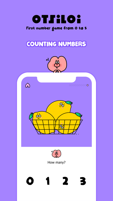 Otsiloi-Number Game Lite紹介画像4