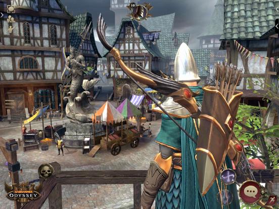 Warhammer: Odyssey MMORPGのおすすめ画像2