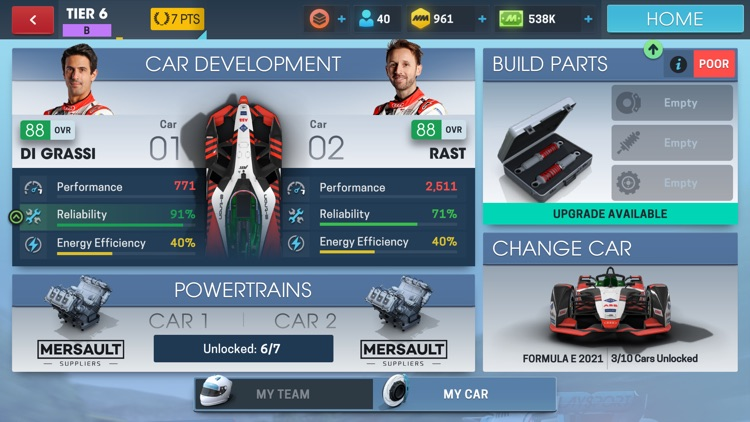 Motorsport Manager Racing screenshot-0