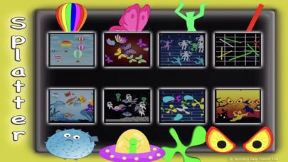 Sensory Splatter screenshot 1
