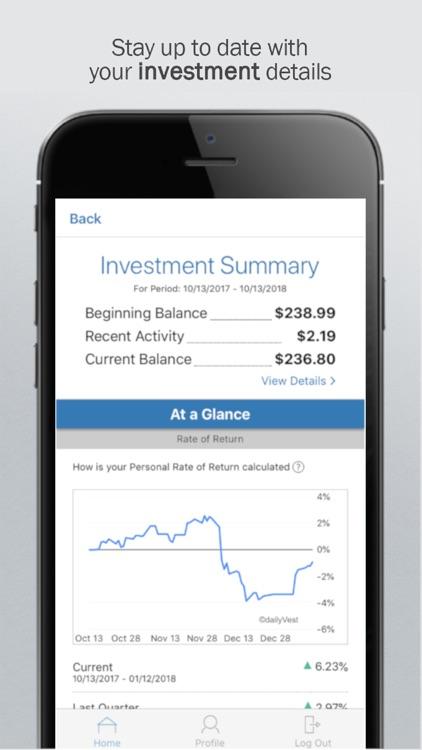 Eagles Benefits Mobile screenshot-3