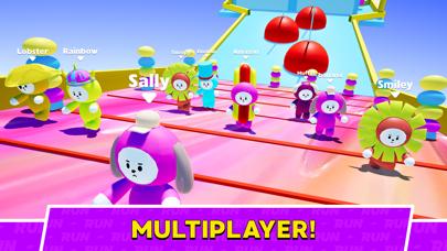 Run Guys: Multiplayerのおすすめ画像1