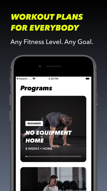 Grit - Calisthenics Workouts