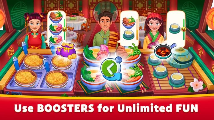 Asian Cooking Star: Food Games screenshot-3