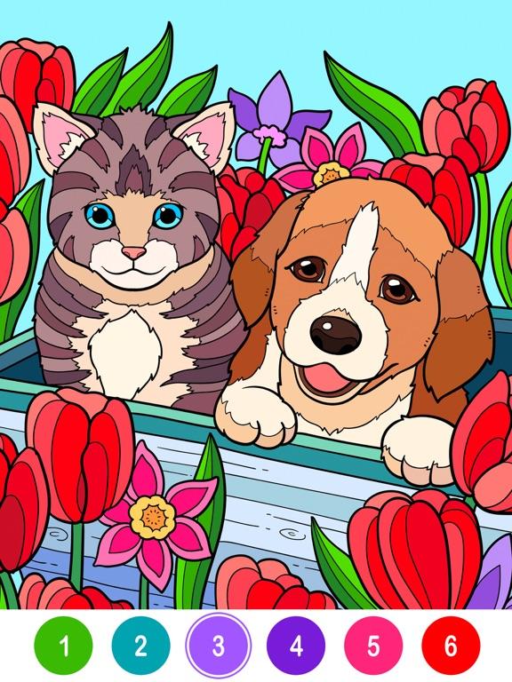 ColorPlanet: 数字で塗り絵のおすすめ画像6