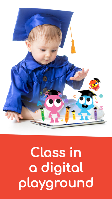 Screenshot #1 pour First | Fun Learning for Kids