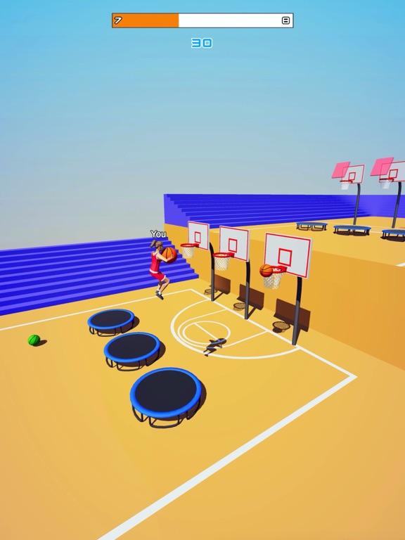 Jump Dunk 3D screenshot 6