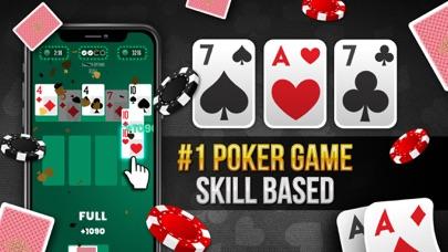 Poker - Win Cash Prizes screenshot 1