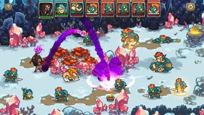 Legends of Kingdom Rush screenshot 1