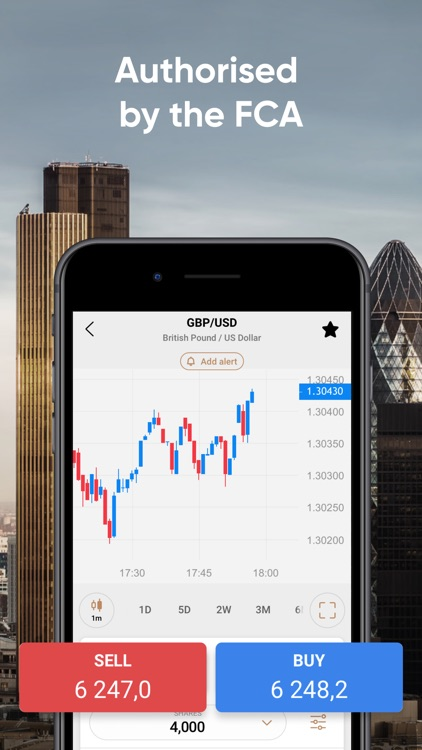 Spread Betting by Capital.com