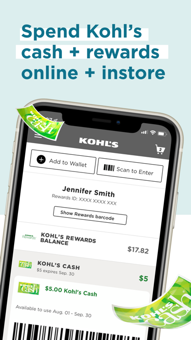Kohl's - Shopping & Discounts wiki review and how to guide