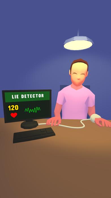 Lie Detector 3D! screenshot 2