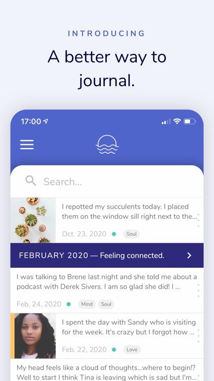 Reflection.app: Guided Journal screenshot-0