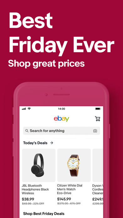 Download eBay Shopping: Buy, sell, save for Android