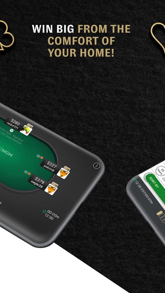 онлайн покер на iphone