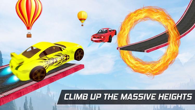 Car Stunts: Car racing games screenshot-3